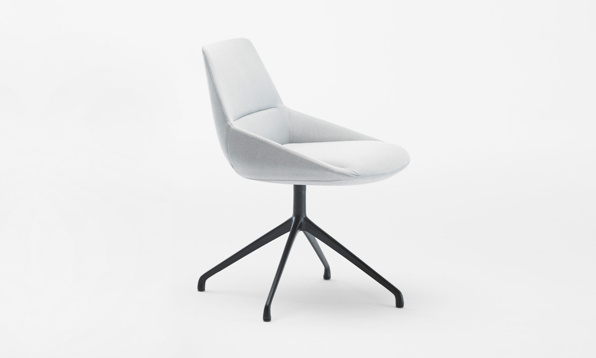 Dunas Xs 4 Star Aluminium Chair By Christophe Pillet For