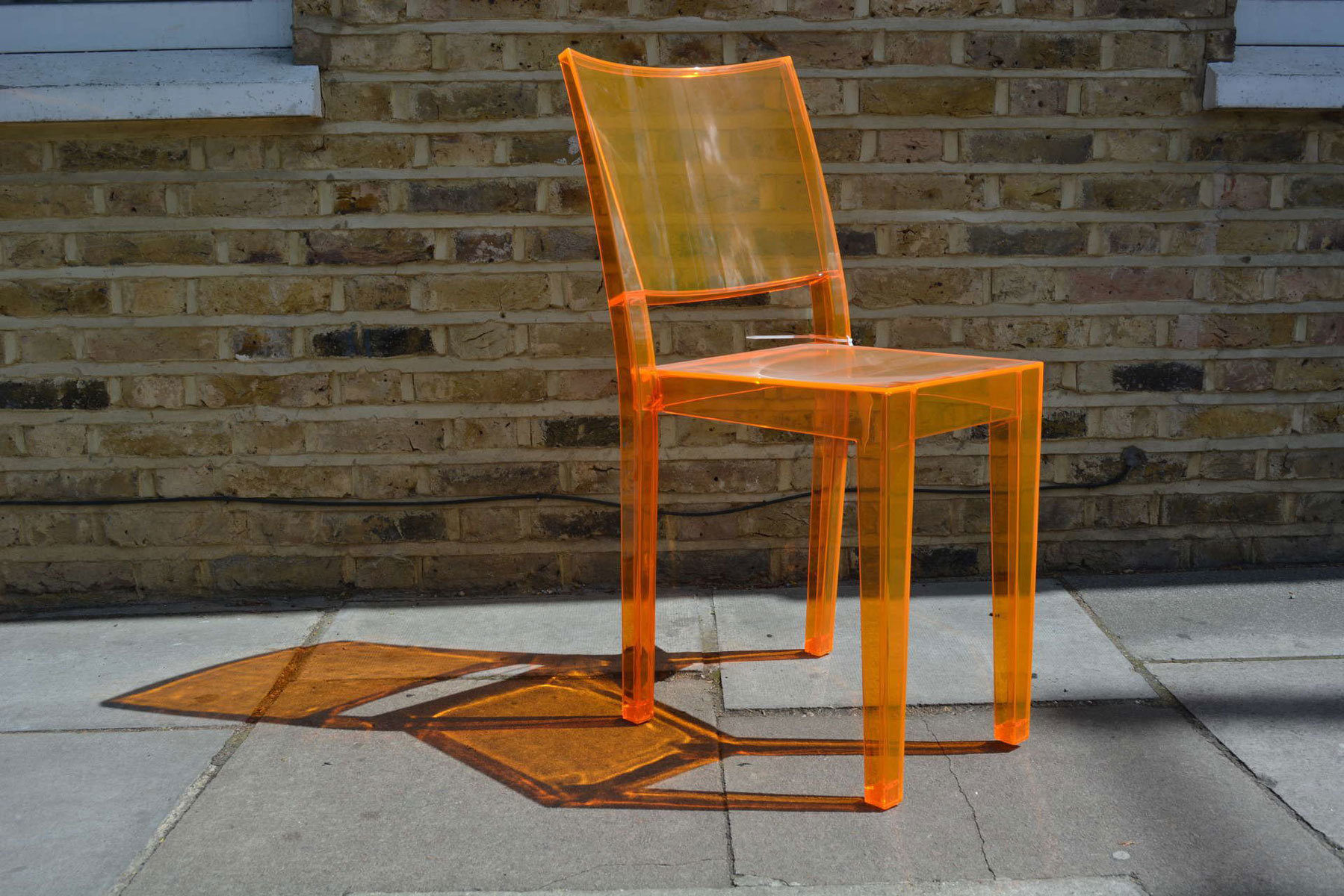 La Marie Chair by Philippe Starck for Kartell - Residential ...