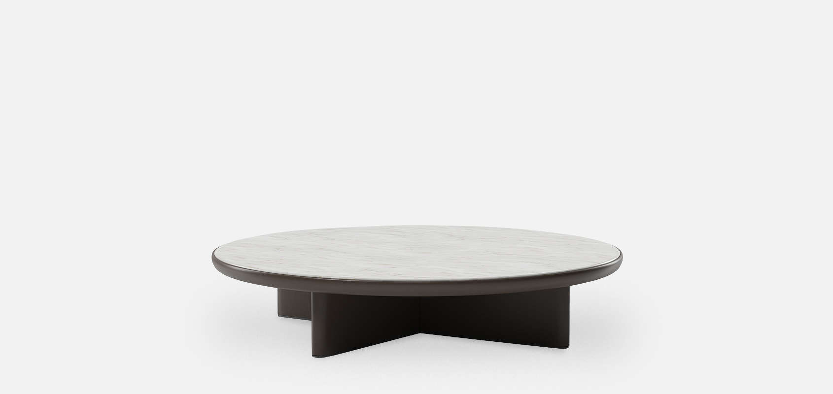 Cala Coffee Table Large By Doshi Levien For Kettal