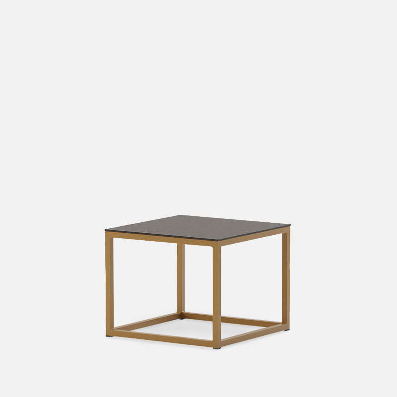 Blank Teak Side Table.Landscape Teak Side Table By Kettal Studio For Kettal