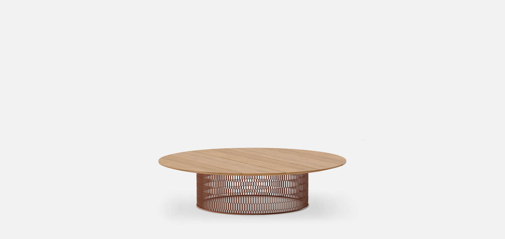 Mesh Coffee Table Large By Patricia Urquiola For Kettal