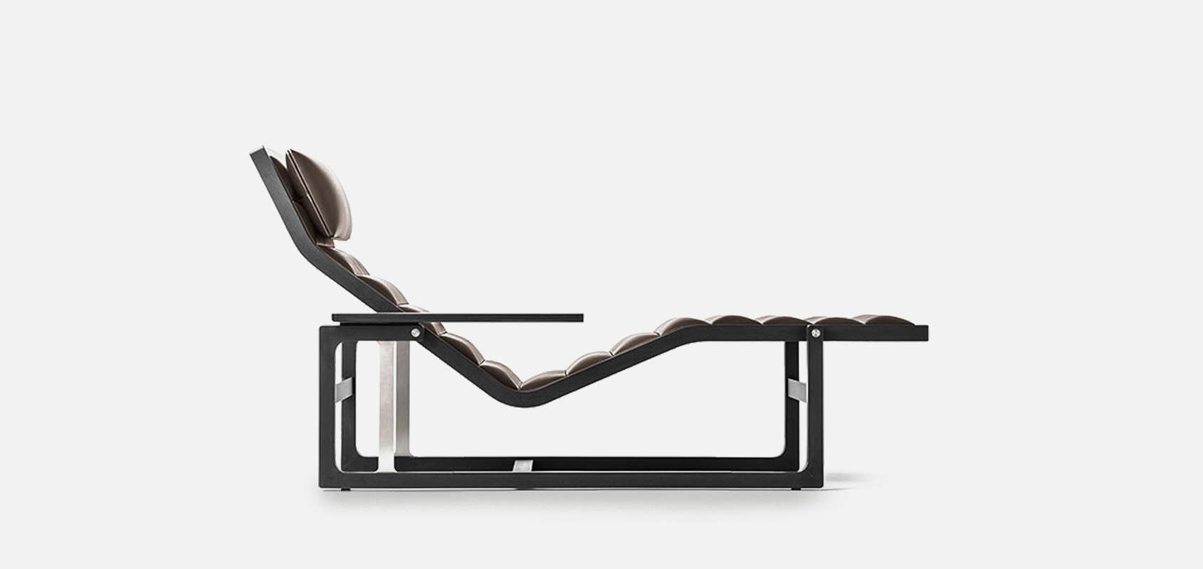 Byron Chaise Lounge By Jean Marie Massaud For Poltrona Frau