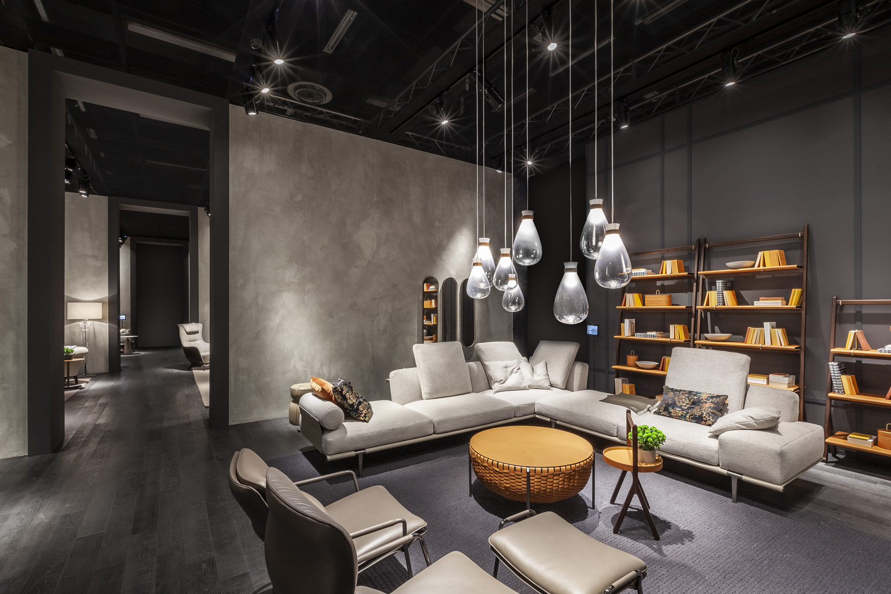 Let It Be Sofa By Ludovica Roberto Palomba For Poltrona Frau Residential Mobilia
