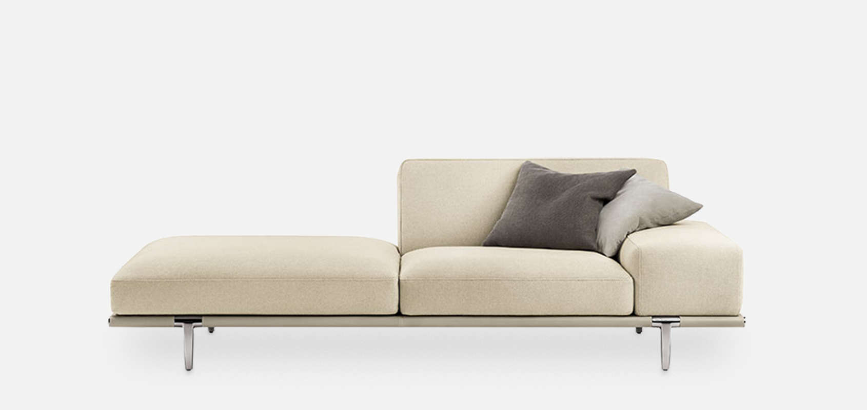 Poltrona Studio.Let It Be Sofa By Ludovica Roberto Palomba For Poltrona Frau