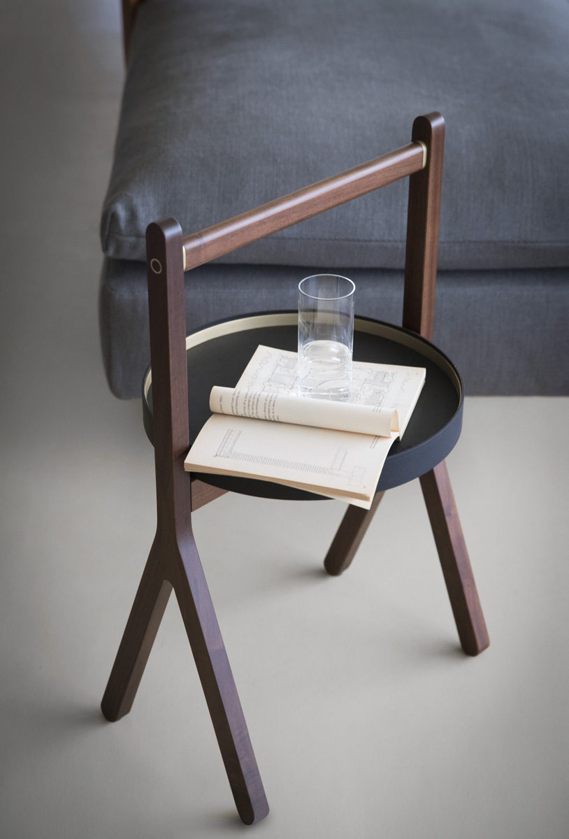 Ren Side Table By Neri Amp Hu For Poltrona Frau