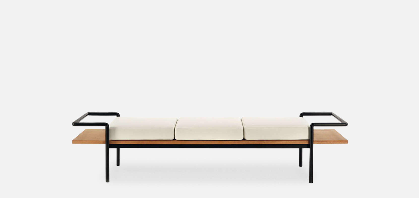 T904 Bench By Gastone Rinaldi For Poltrona Frau Residential Mobilia