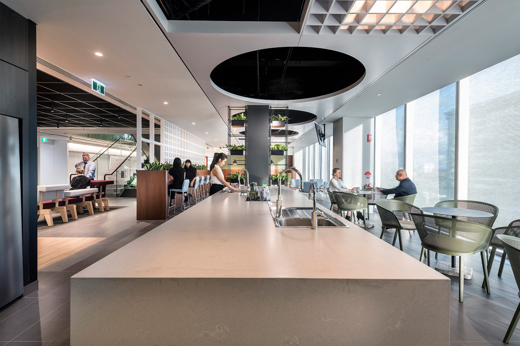 westpac head office commercial projects mobilia